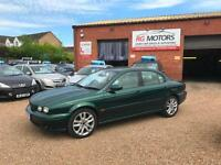 2003(03) Jaguar X-TYPE 2.0 V6 auto Sport, Green, **ANY PX WELCOME**