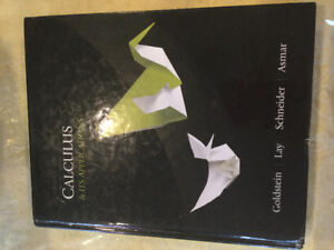 Calculus & Its Applications Textbook