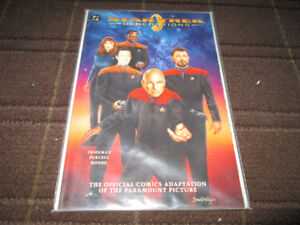 Star Trek Generations Graphic Novel