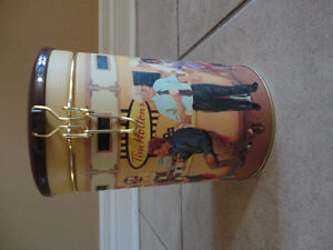 Tim Hortons limited edition metal canister Excellent condition