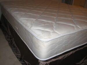 Twin, Double and Queen size mattress sets at excellent prices