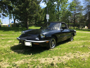 Alfo Romeo – Great Condition, Ready for Summer Driving!
