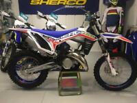 SHERCO SE-R 2T 125 2018 SIXDAYS EDITION ENDURO - 0% FINANCE AVAILABLE @ MPM !!!