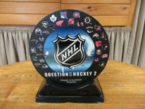 NHL QUESTION DE HOCKEY 2 TRIVIA GAME