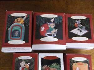 26 Collectible HALLMARK CHRISTMAS ORNAMENTS Belleville Belleville Area image 6