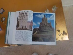 LARGE HARD COVER BOOK ON CASTLES