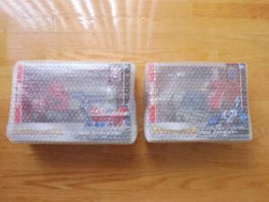 MISB Takara Tomy Transformers Legends LG35 LG42 Ginrai Godbomber