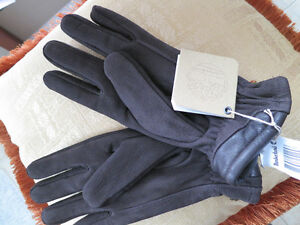 Timberland Men's Genuine leather Gloves New Large