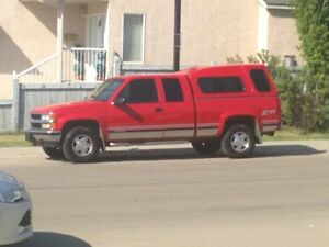 MINT 1998 CHEV Z71 for sale!