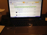 Toshiba Satellite Laptop L70-A two years old
