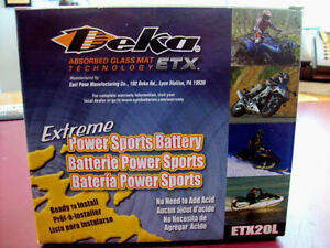 Batteries for Harley Davidsons, Battery Tenders Kitchener / Waterloo Kitchener Area image 1