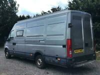 2003 Iveco Daily 35S12V Unijet High Roof Axess 3950 WB - RACE VAN - FULL RACE AW