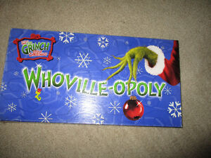 Who-ville Monopoly complete Kitchener / Waterloo Kitchener Area image 1