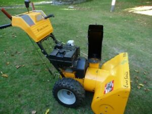 MURRAY Euro Series SNOW BLOWER 10hp