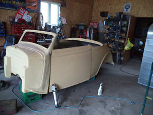 1936 Ford Model A Convertible