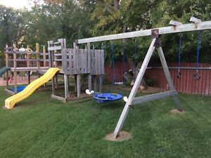 Large Outdoor Play Centre