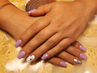 Looking models for my certification for gel nail technician.