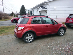 Sx4 2010 AWD manelle