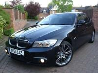 2011 61 BMW 318d 2.0TD (s/s) 4 Door Sport Plus Edition..HIGH SPEC..STUNNING !!