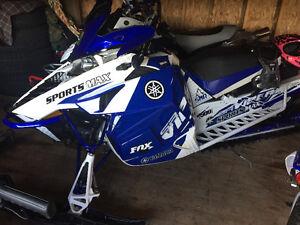 2015 Yamaha Viper with Turbo