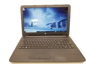 Laptop HP 15po AMD A8 - 8GB Ram - 1TB HDD - Touch screen