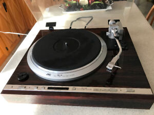 Table Tournante JVC QL-Y5F Direct Drive Turntable