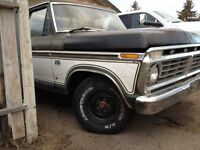 1976 f150 for resto/rod project 460cid