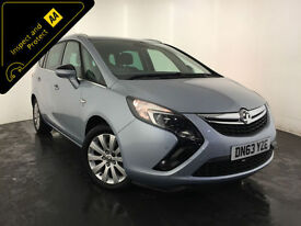 2013 63 VAUXHALL ZAFIRA TOURER SE CDTI DIESEL 7 SEATER FINANCE PX WELCOME