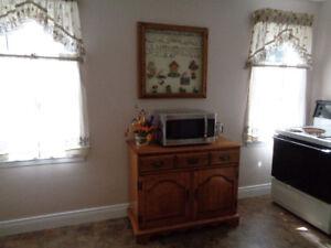 Maple Wood Cabinet