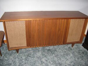 Vintage Blaupunkt console stereo