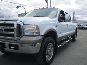 Ford Super Duty F-250 4WD Crew Cab 2007
