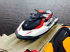 2011 Seadoo wake and trailer