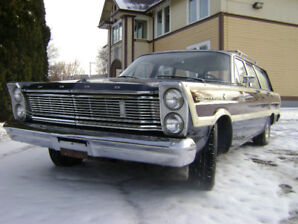 1965 Ford Galaxie Station Wagon