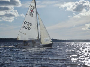 Fusion 15 Sailboat in great condition!