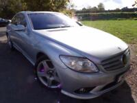 2007 Mercedes Benz CL CL 500 2dr Auto AMG Body Styling! AMG Alloys! 2 door C...