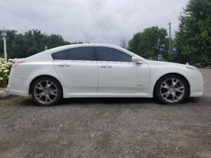 2010 ACURA TL SH-AWD ASPEC W/TECH PACKAGE