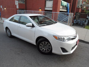 2012 TOYOTA CAMRY LE , LOADED , LOW MILEAGE , POWER DRIVER SEAT!