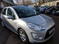 Citroen C3 1.6HDi 16v 90bhp Exclusive 5 DOOR - 2011 11-REG - FULL 12 MONTHS MOT