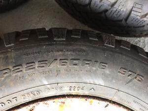 Infiniti g37 g35 Winter Tires