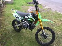 140 Racing pit bike