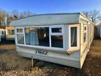 WILLERBY LEVEN STATIC CARAVAN MOBILE HOME