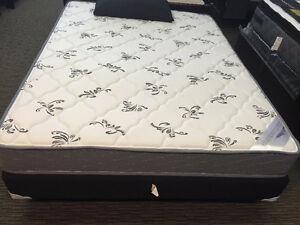 BRAND NEW  MATTRESS & BOX ONLY $298 WITH FREE DELIVERY