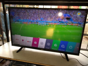 New LG 43 inch 1080p FHD LED SMART TV