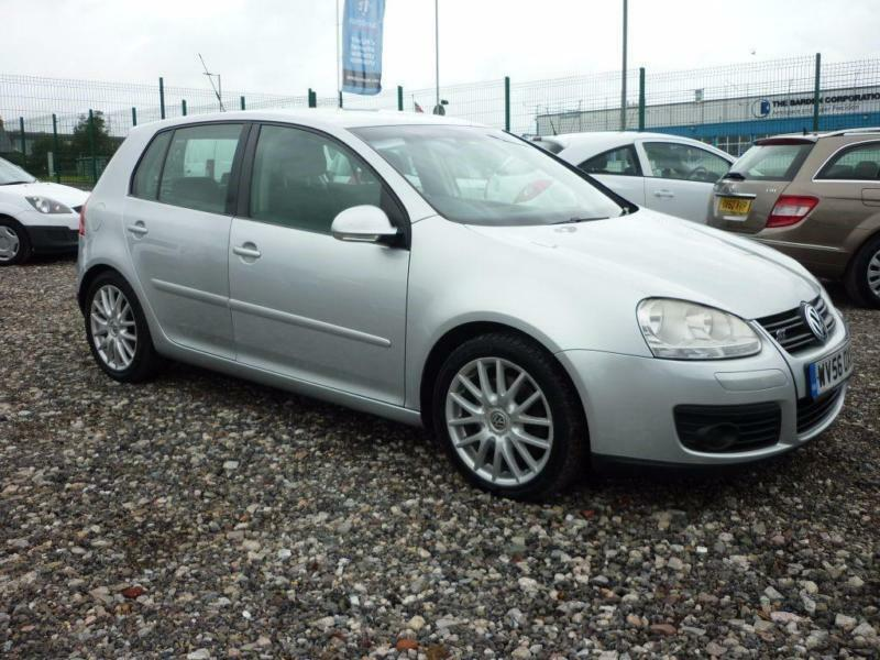 VW Golf 2.0 GT TDI 170 DSG