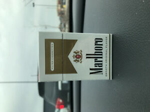 Marlboro cigarettes 1 carton 9 packs