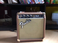 Fender SA - 10 Acoustic guitar amp.