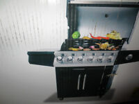 BRAND NEW Shinerich 6 Burner DELUXE Natural Gas Grill