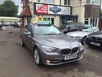 2009 59 BMW 5 SERIES 3.0 530D SE GRAN TURISMO 5D AUTO 242 BHP DIESEL