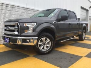 2016 Ford F-150 XLTCPO 18AUG17 606211