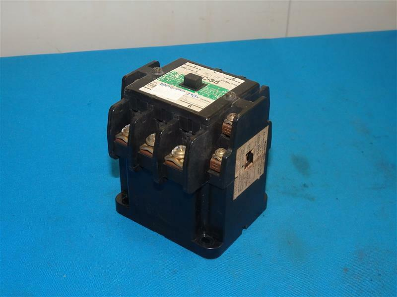 Matsushita FC-35 FC35 Green Power Magnetic Contactor